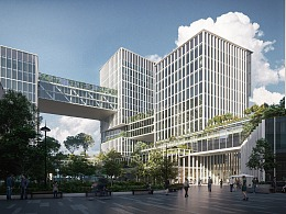 【Lumion / D5表现】2020-2021SE1 跨年度建筑表现合集