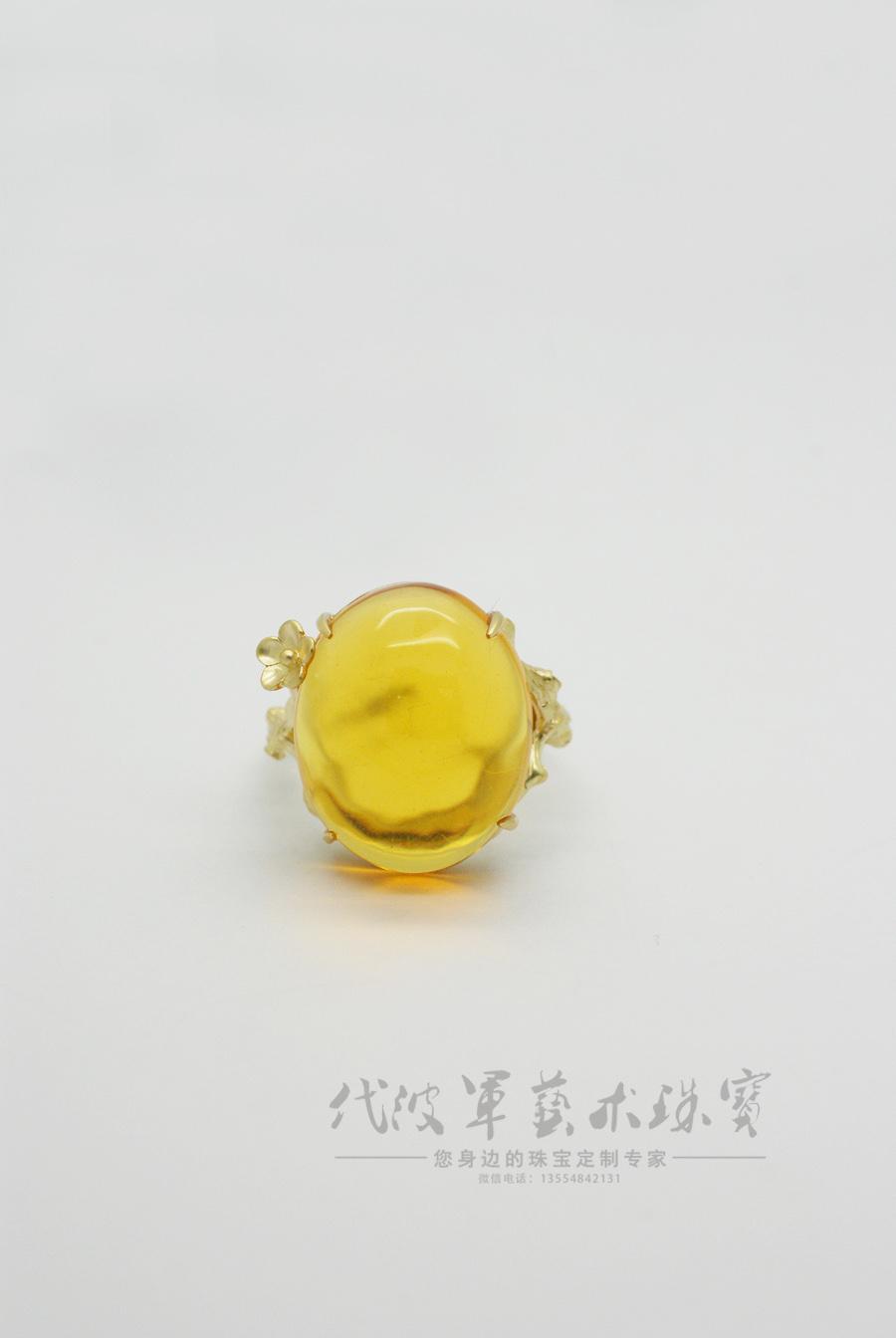 查看《代波军艺术珠宝定制-----蜜蜡就像黄昏的后花园》原图,原图尺寸:900x1344