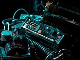 品牌案例丨SHARGE闪极 超级移动电源 25600mAh
