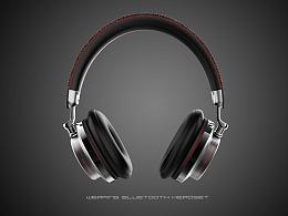ANC头戴式蓝牙耳机