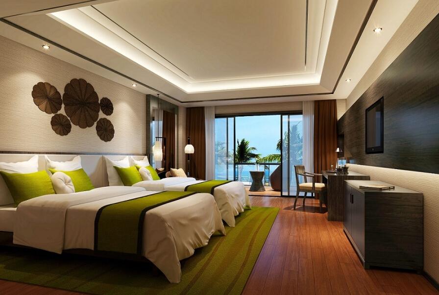 安岳温泉度假酒店装修设计 室内设计 空间/建筑 酒店