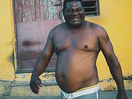 一个人的古巴游记 | 街头人物