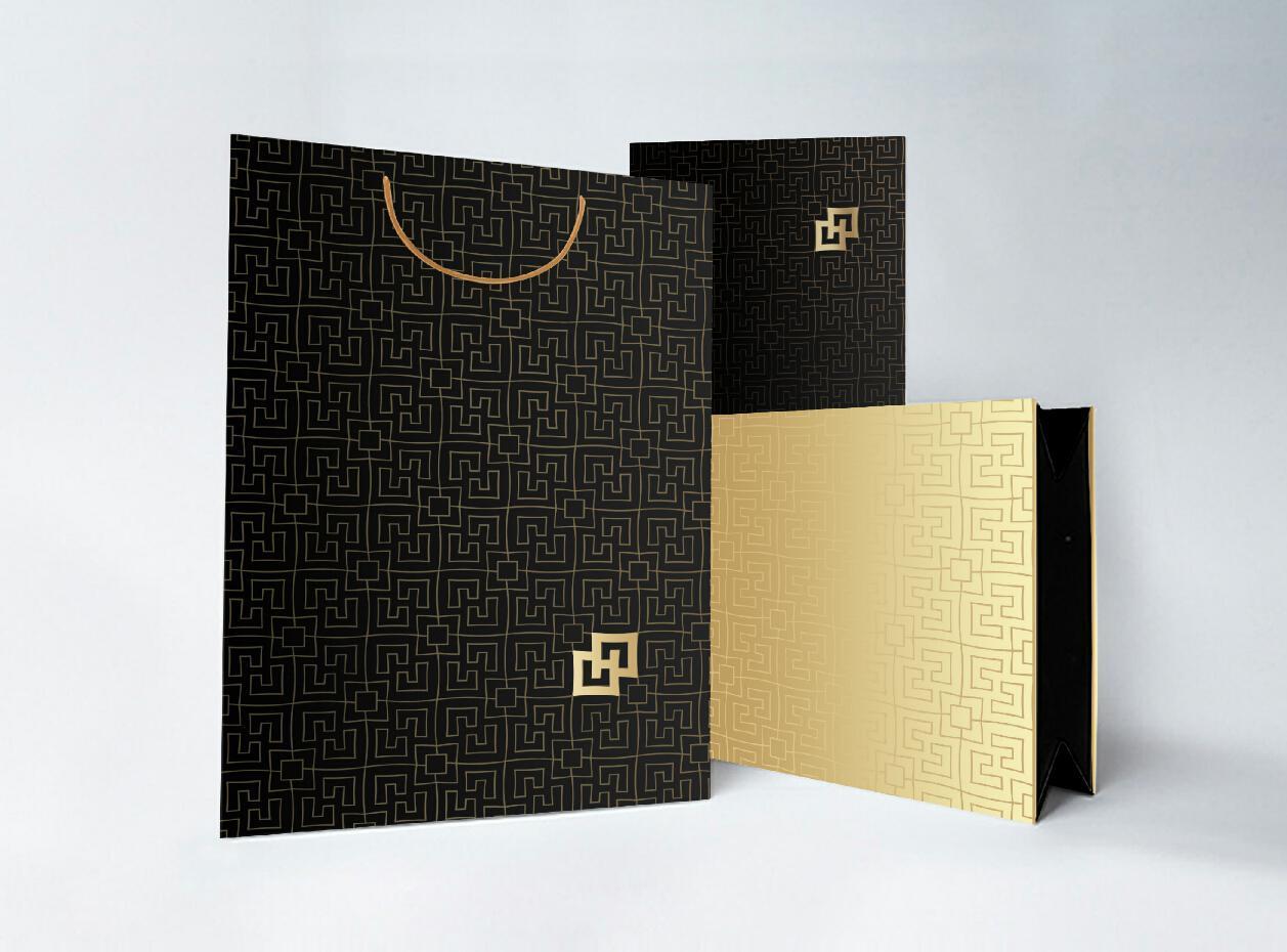 泓文博雅logo设计webui界面设计规范图片