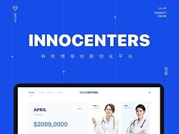 InooCenters网页设计