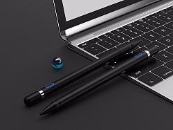 数码3C 电容笔 建模渲染