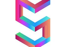 AI制作炫彩2.5D文字效果教程