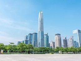 深圳市民中心延时摄影