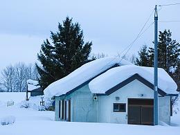 {海德娜娜}北海道的蓝色