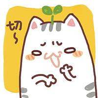 风格猫原创微信涂鸦粉色表情种子包可爱表情超级的图片