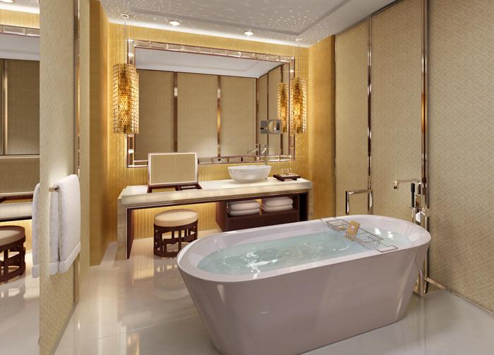 酒店卫生间不这样设计,星级再高也牛不起来!