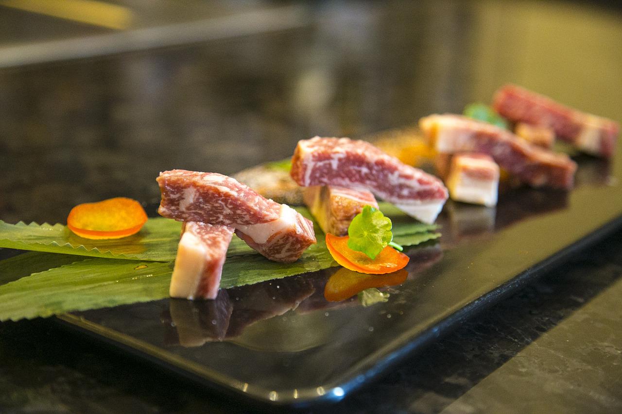 鹰潭探店-铁板烧|摄影|其他摄影|王小波哈哈哈最强-美食节美食的图片