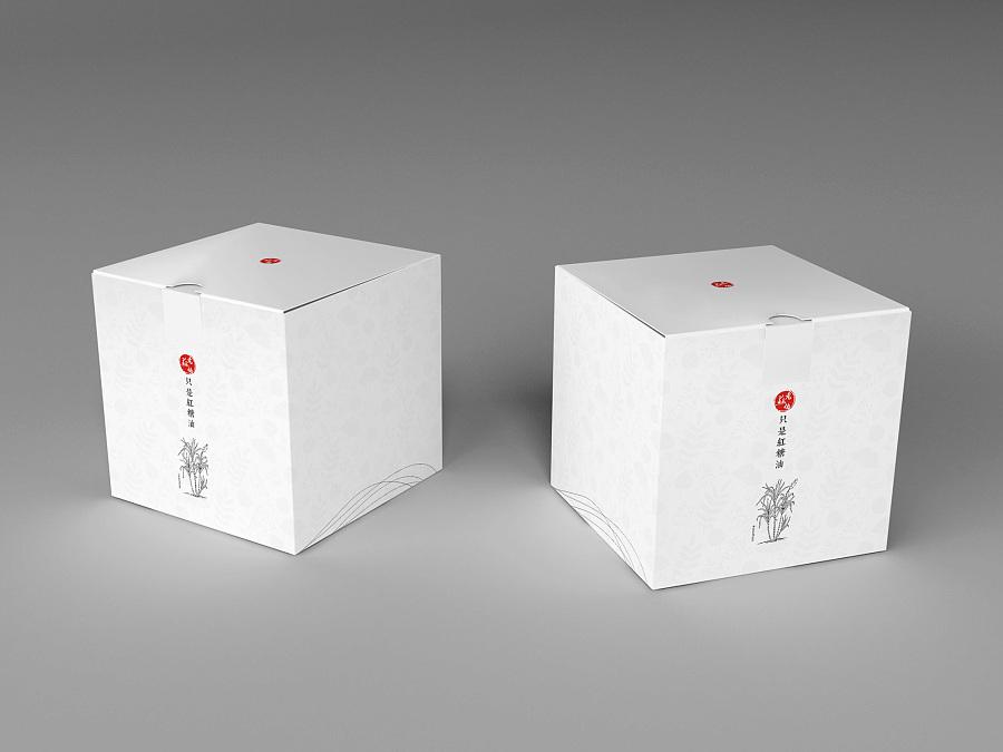 《老苏伯》红糖油品牌包装设计图片