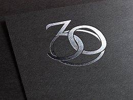 当年的万达30周年logo