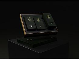 天英臻品-茶叶礼盒包装设计   洋墨设计
