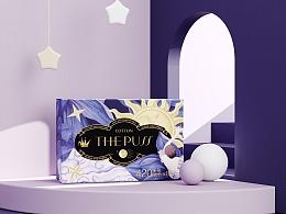 《THE PUSS 》品牌设计  · 舒适美感,与你共好