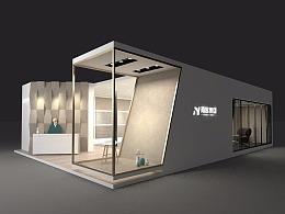 中国广州石材博览会——展厅设计三日快题创作