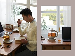时间煮茶 | 小熊电器 | foodography