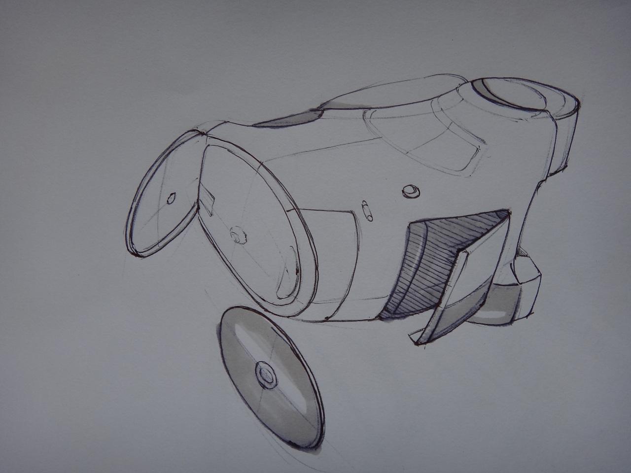 简笔画 手绘 素描 线稿 1280_960