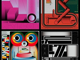 < ø 急性创作·20/ Graphics & Poster Design ø >