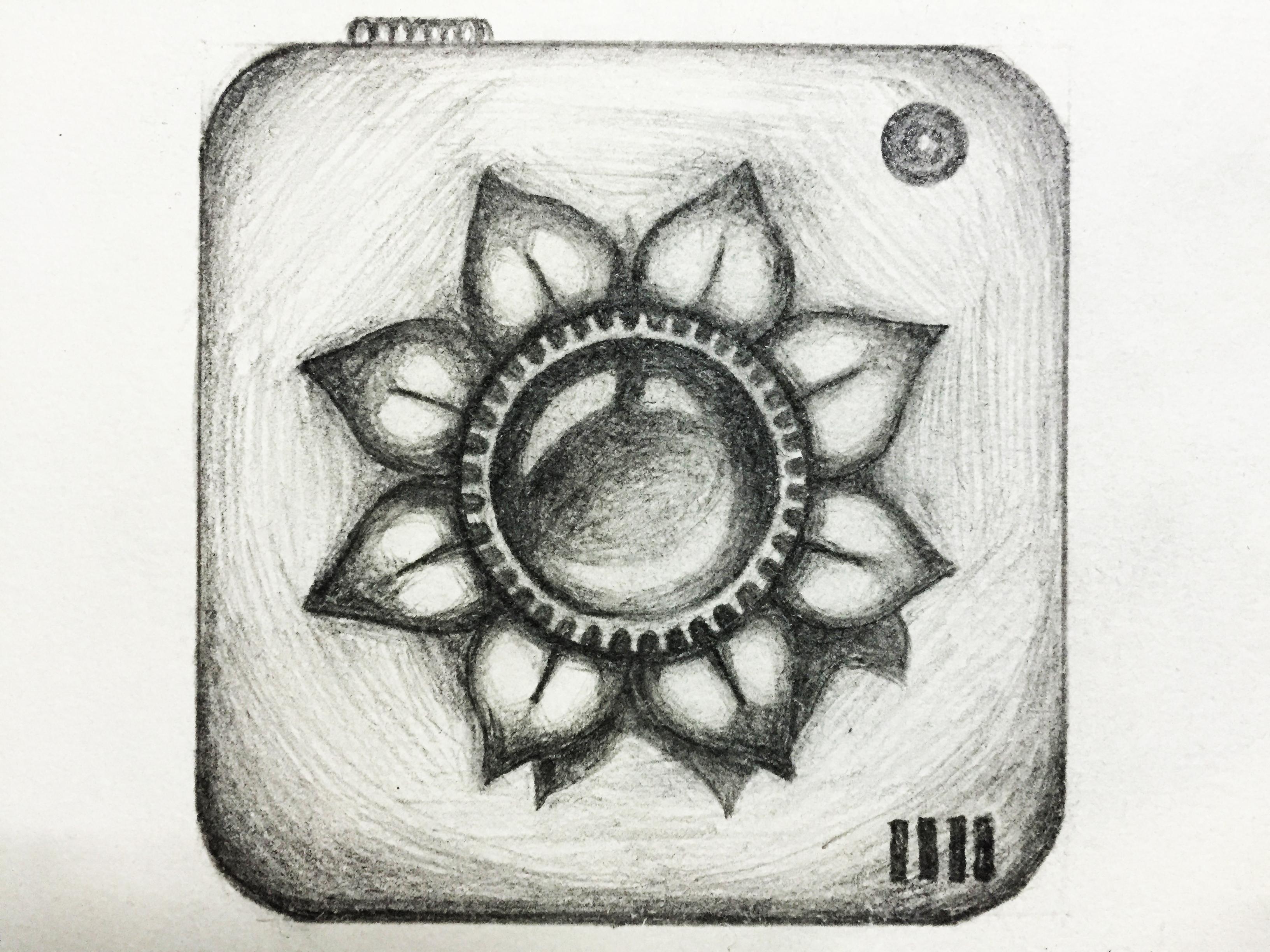 手绘之相机图标|ui|图标|喵喵桑 - 原创作品 - 站酷