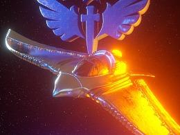 智成笔文化-星际超能海报18