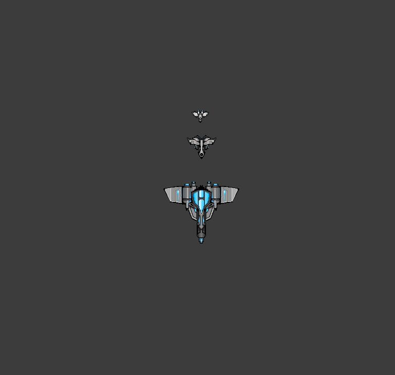 像素飞机设计|游戏原画|插画|午后苦命羊