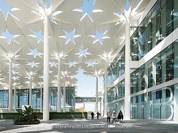 2019北京世园会国际馆「建筑空间摄影」 摄影:李胜阳