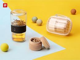 哲品 π杯2.0 便携旅行茶具