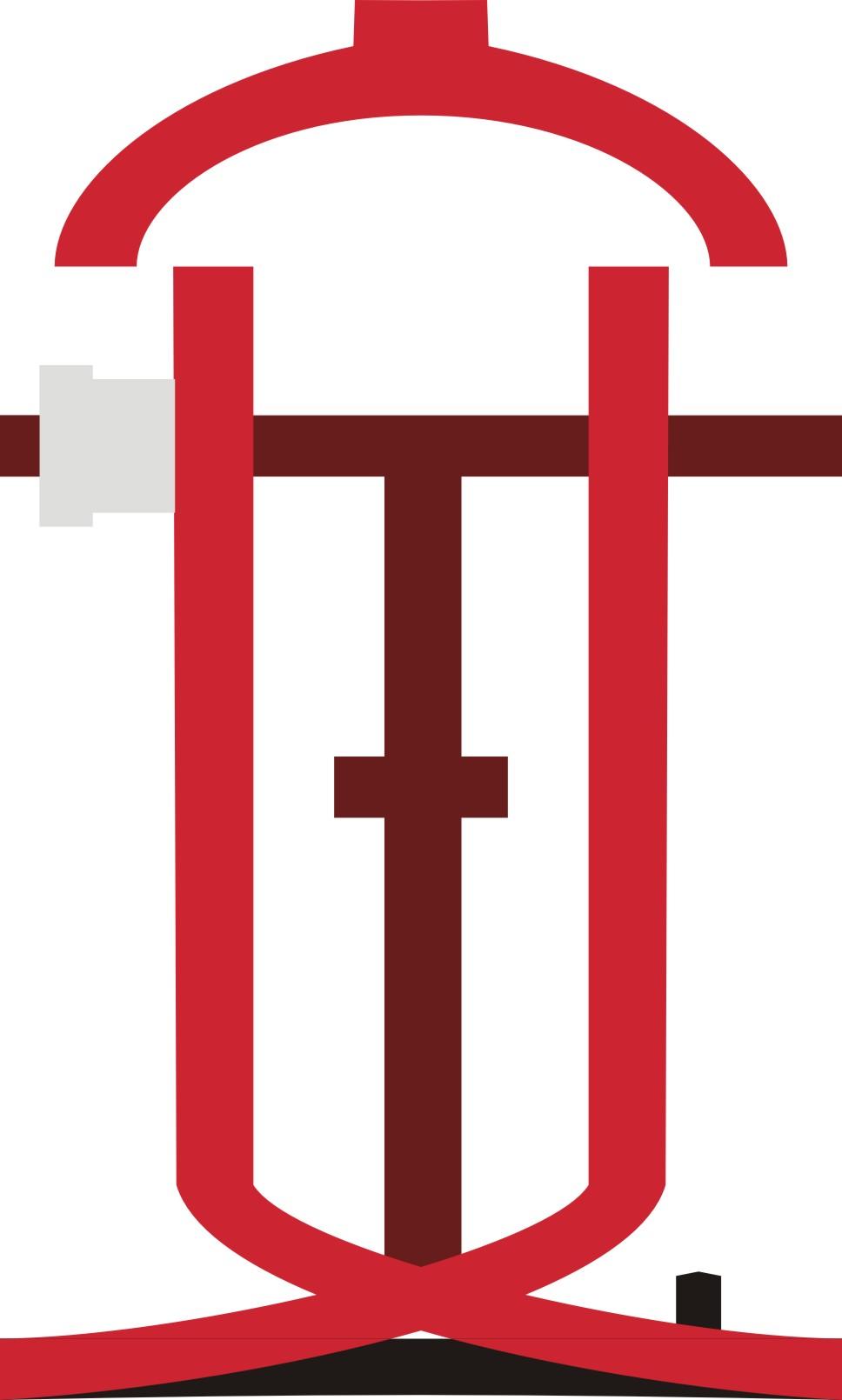 帮消防公司设计的logo