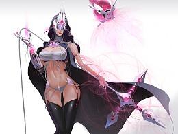 进步人LB13-粉色修女
