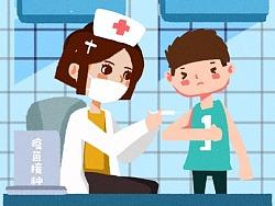 关于疫苗的几张小插画 by 华仔DAOHUA