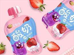 郑州本质案例—【维维集团】酸奶饮品包装策略