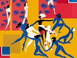 《致敬大师系列3:亨利·马蒂斯 Henri Matisse》