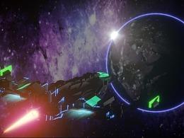 太空旅行C4D渲染习作