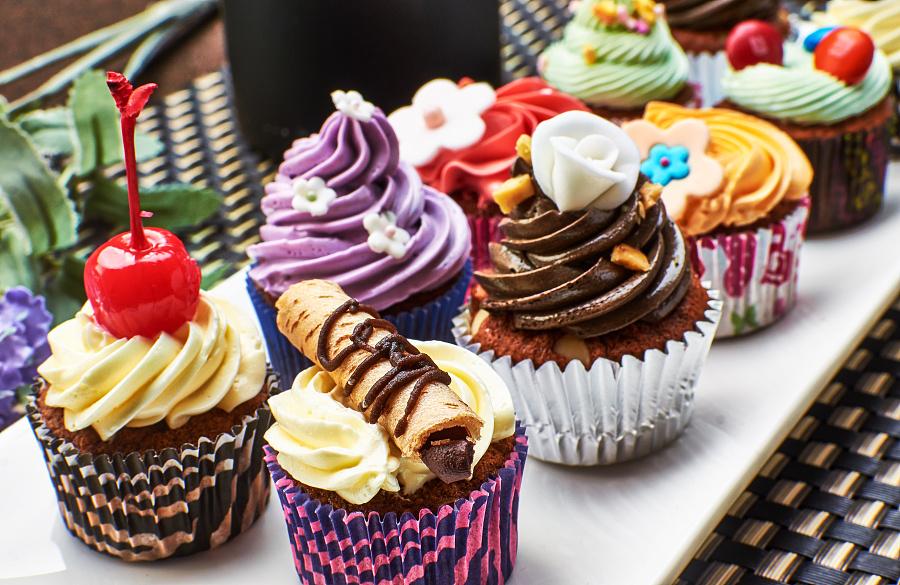 法式小甜品图片