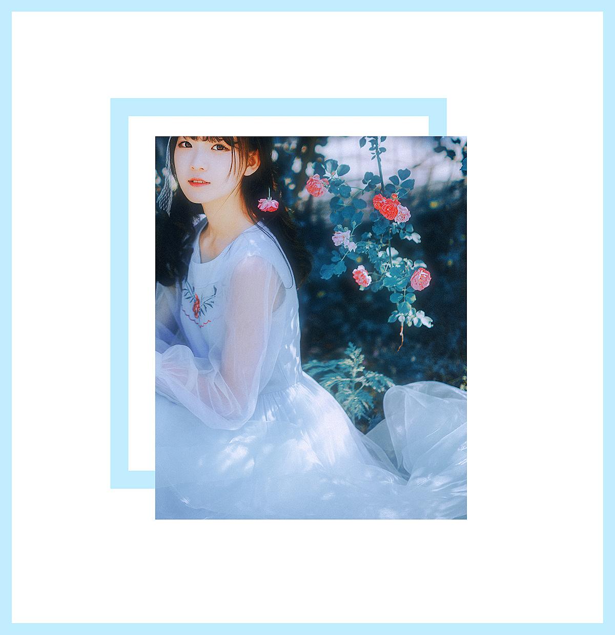 【藍玙薔薇】