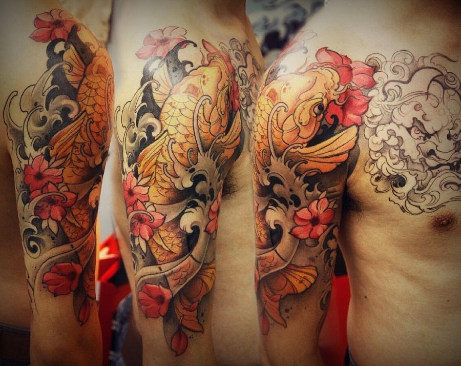 昆明鬼手纹身图片库分享展示