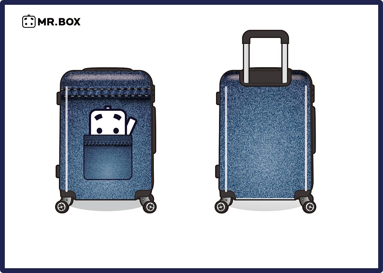 拉杆箱 旅行箱 箱包 行李箱 1280_914