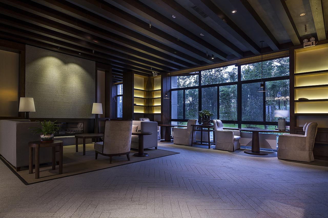 酒店室内实景拍摄|摄影|环境/建筑|nic_young - 原创