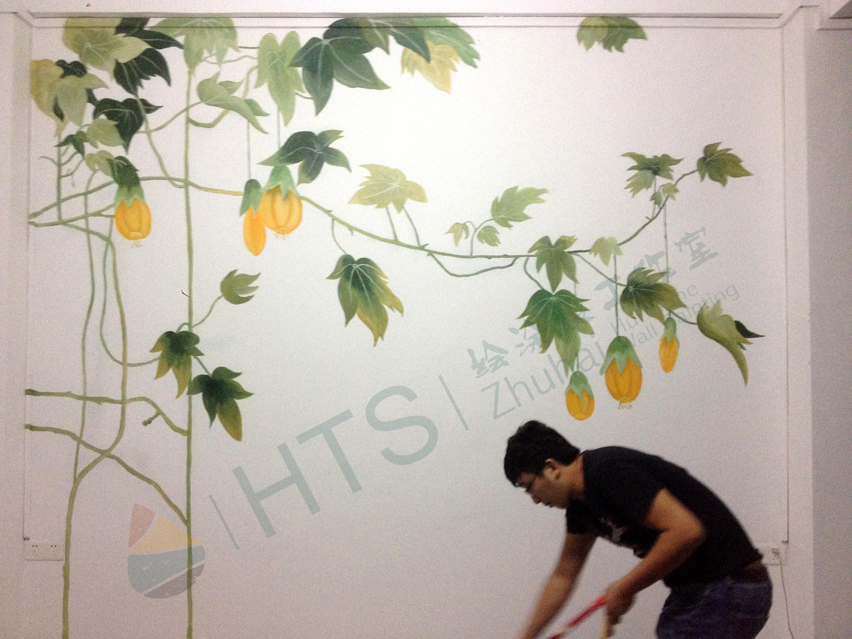 珠海 手绘墙