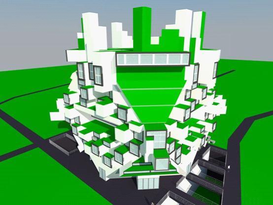 """查看《PM2.5建筑体验馆寻找""""陈光标""""式爱心环保投资方》原图,原图尺寸:554x416"""