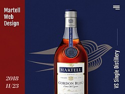 Martell Web Design - 练习稿