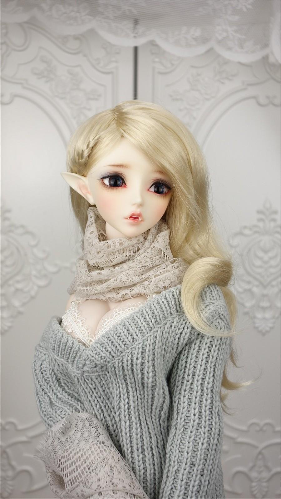 查看《吸血鬼 LISA 三分BJD娃娃 头雕&胸台 3D建模,3D打印原型制作》原图,原图尺寸:924x1641