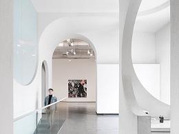 鸿坤美术馆「建筑空间摄影」 摄影:李胜阳