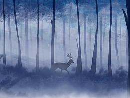 林深时见鹿