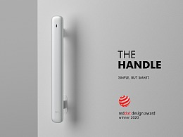 THE HANDLE // 智能门锁