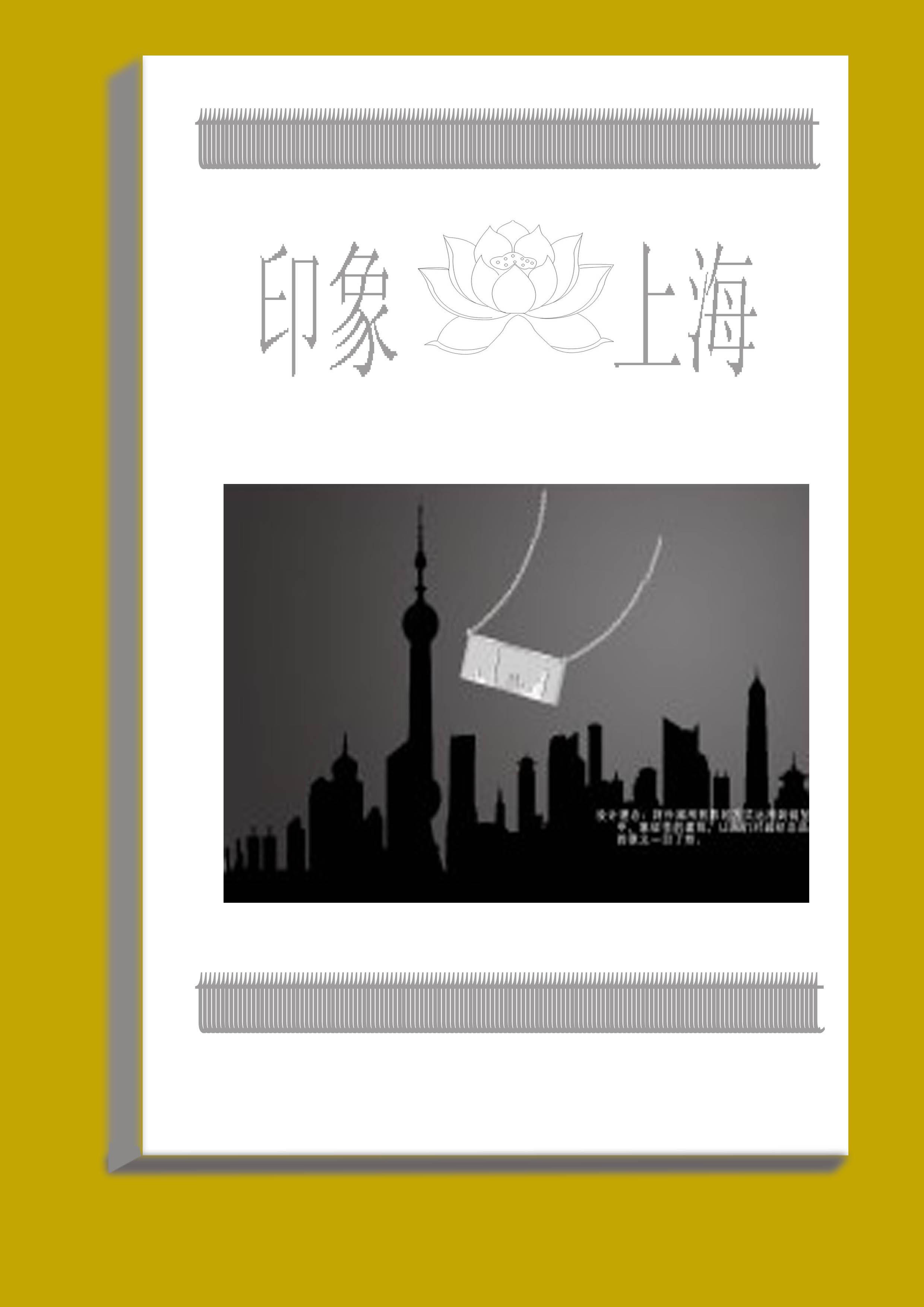 印象上海图片