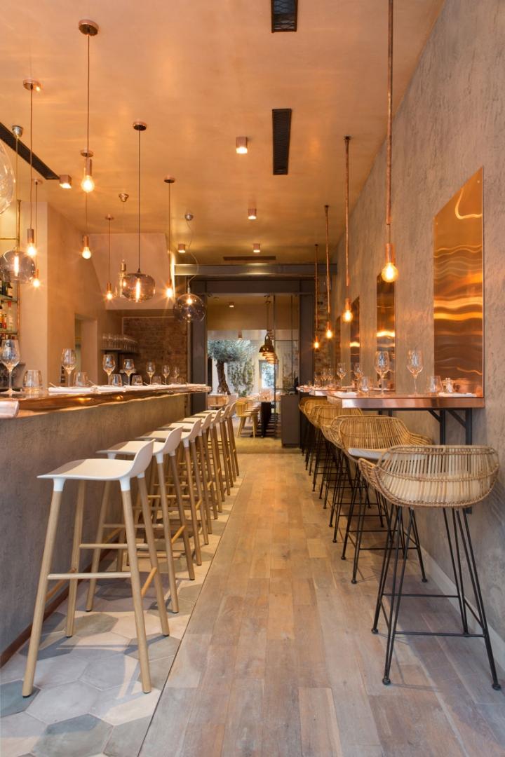 深圳市餐谋长餐饮设计-餐厅(法式案例室内设计比赛有什么图片