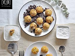  贰摄 如何呈现传统糕点-小酥之美?