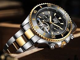 手表拍摄  手表场景图 手表创意图